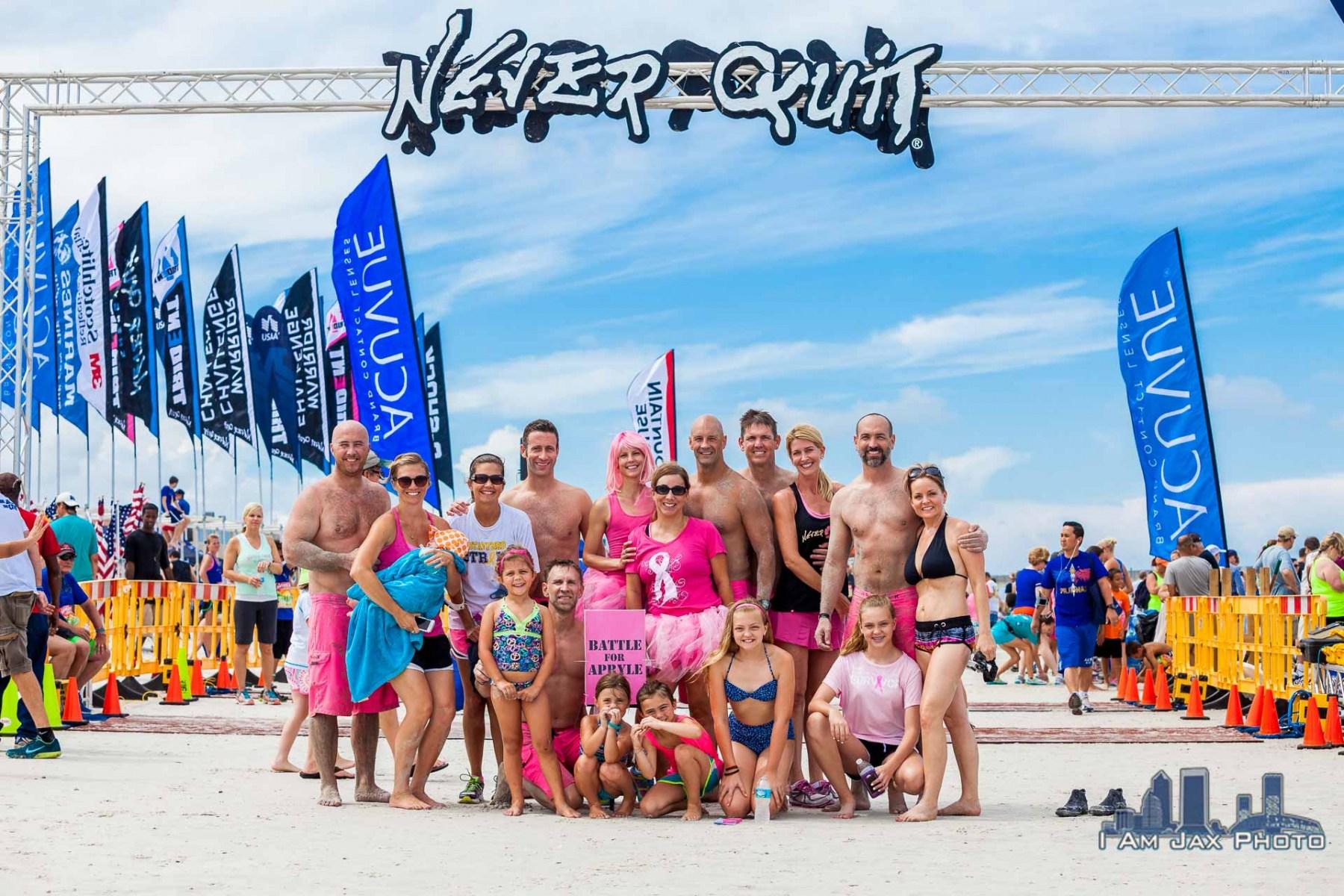 Nevery Quit 2014 - Jax Beach, FL