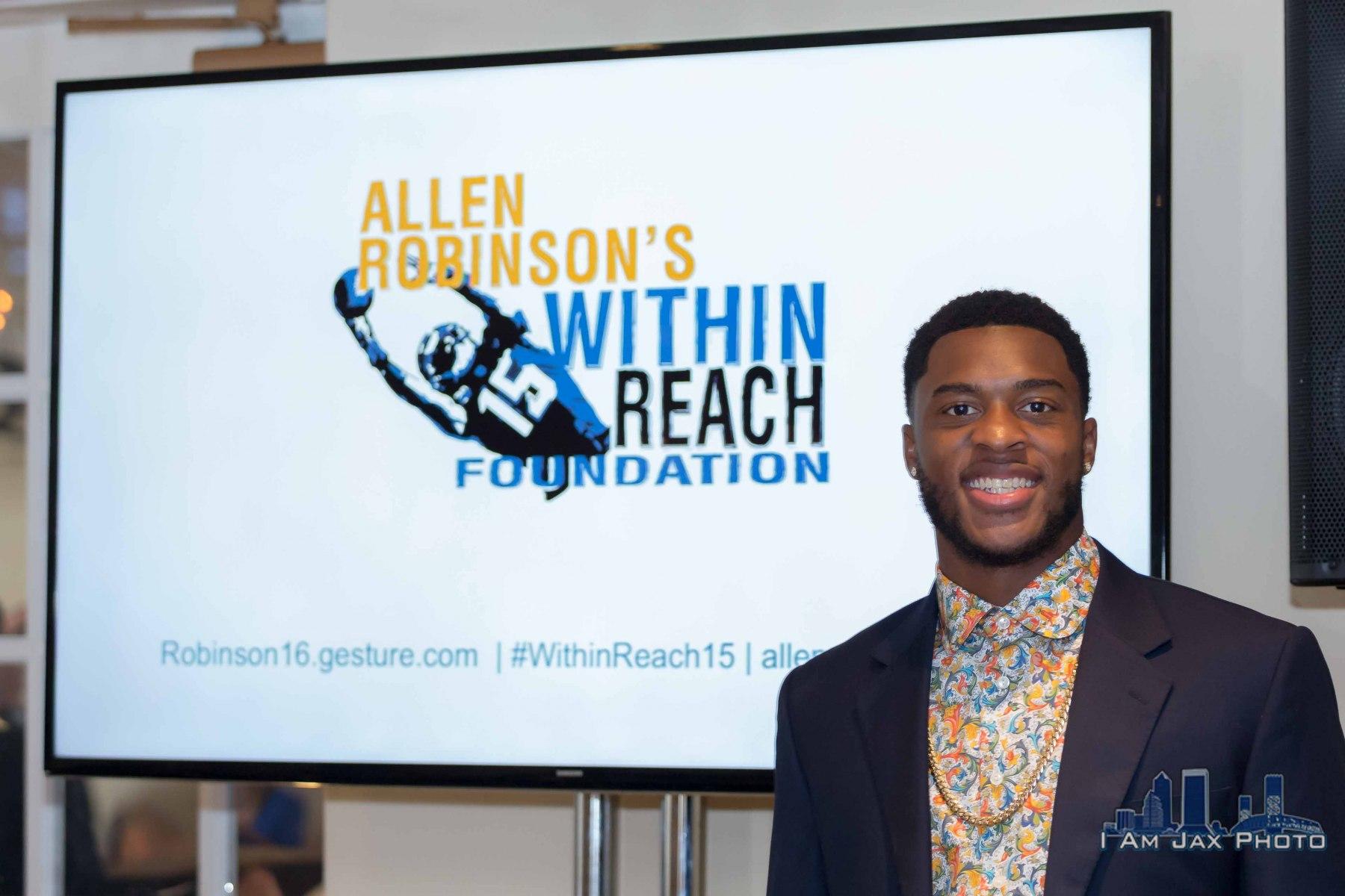 Allen Robinson Fundraiser - Jax, FL