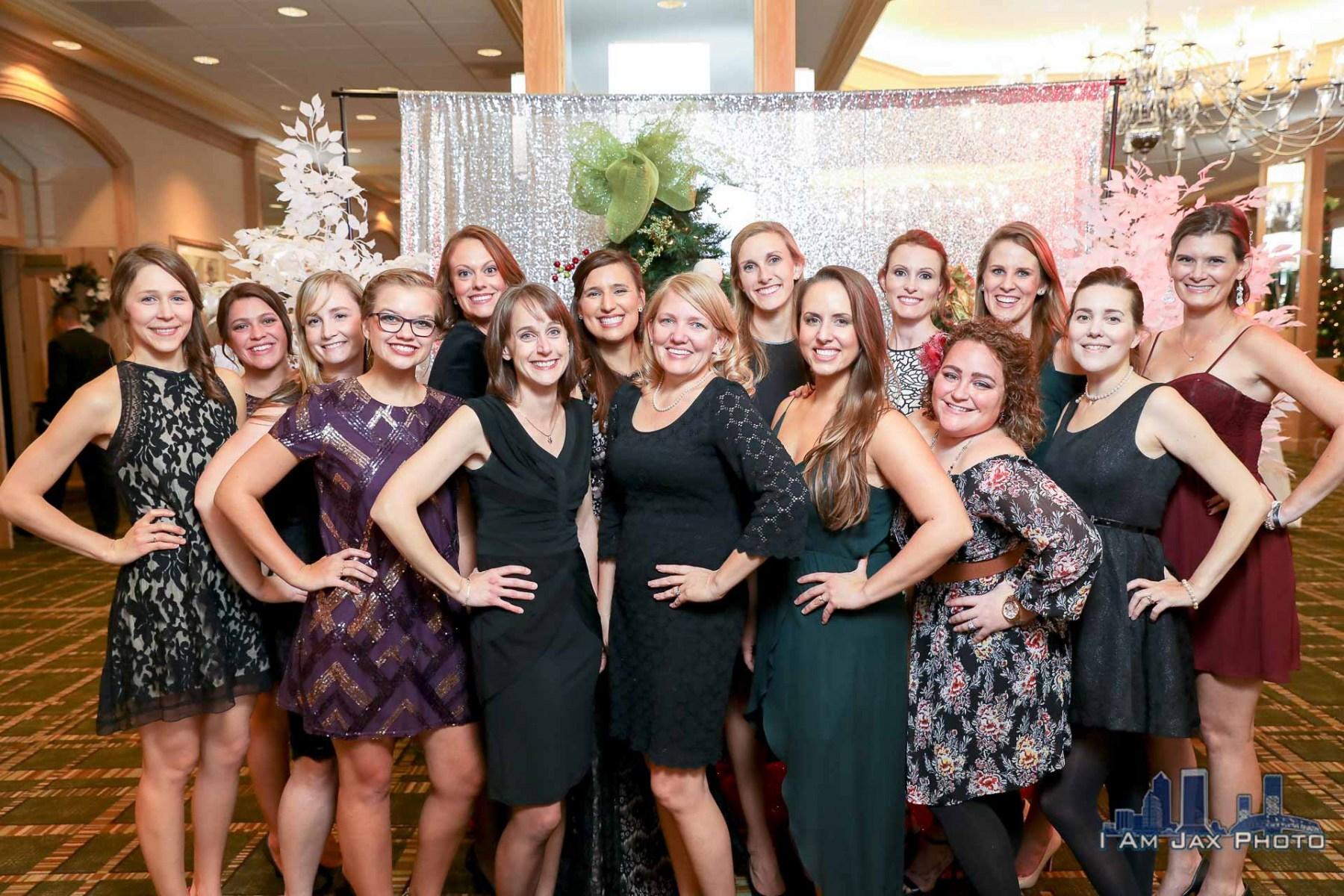 Military Christmas Party- Hyatt Regency Downtown Jacksonville, FL