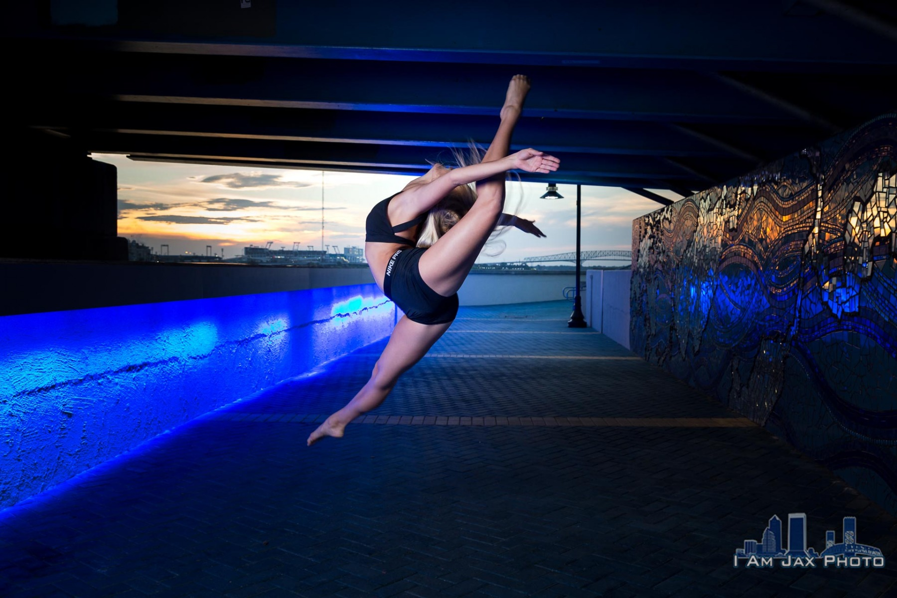 Dance Studio Portrait - Britney Boyd Dance