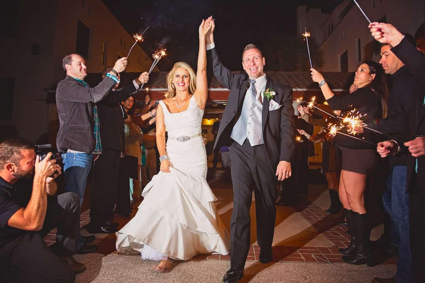 Casa Marina Wedding - Jax Beach, FL