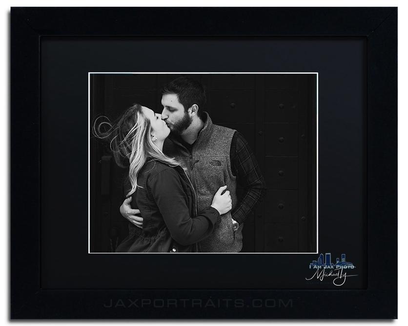 Couples Engagement Portrait