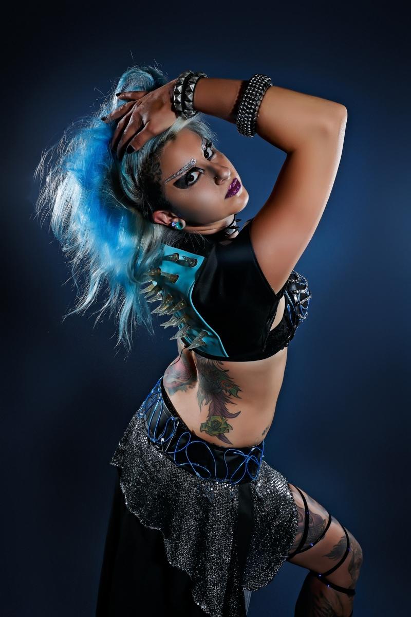 Artist Dance Portrait - Jacksonville, FL