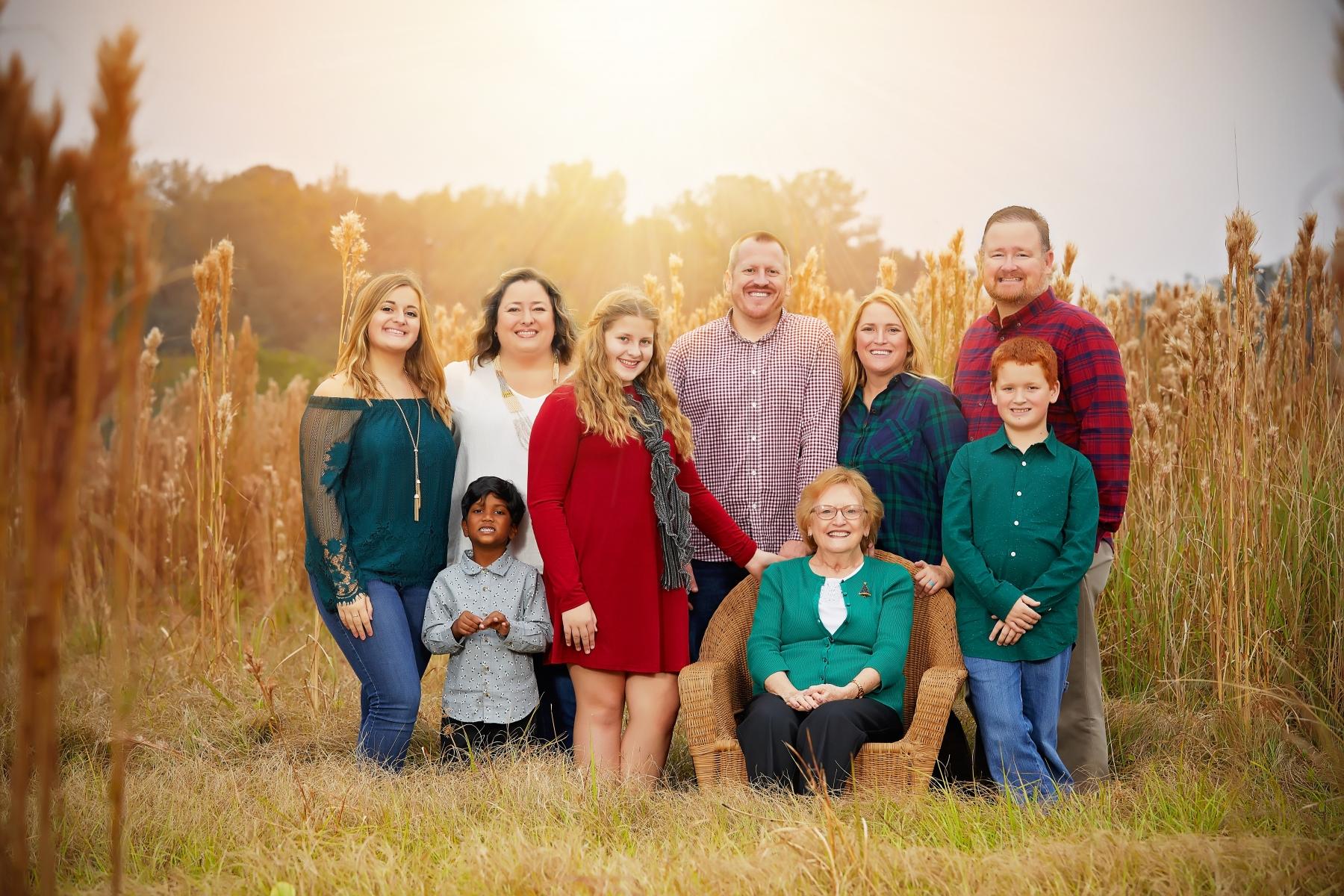 Family Portrait - Jacksonville, FL