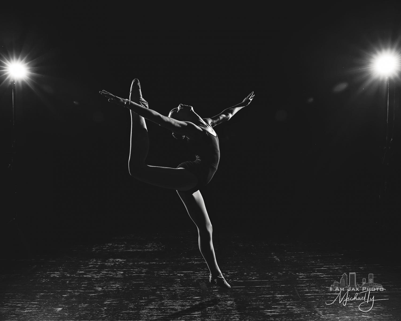 Artist Ballet Portrait - Jacksonville, FL