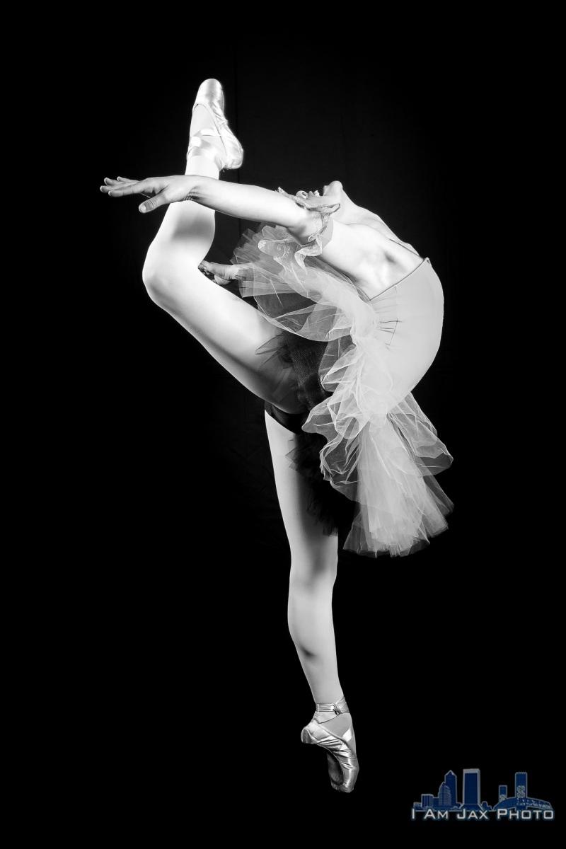 Ballet Dance Portrait - Jacksonville, FL