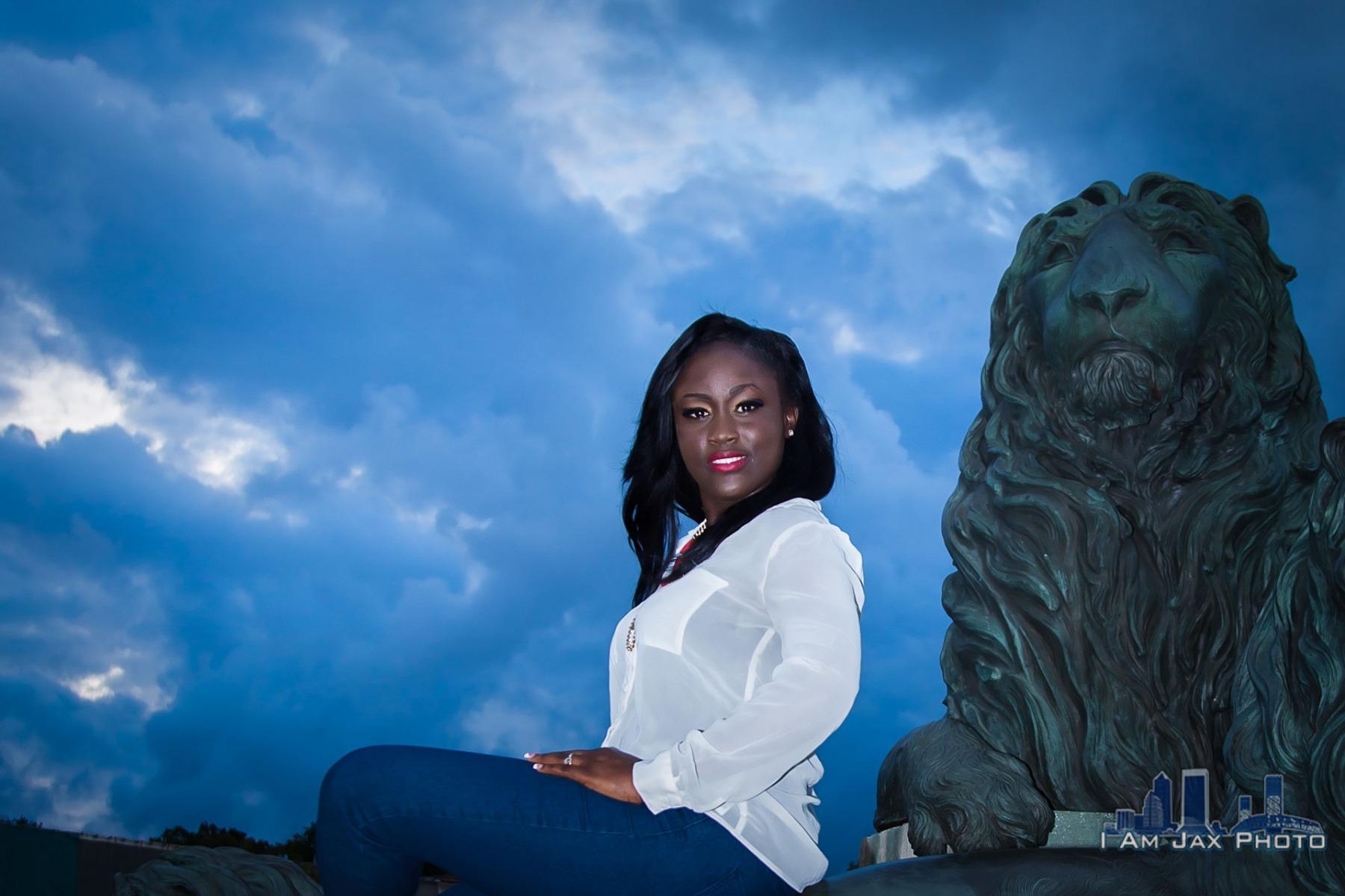 Modeling Portfolio Portrait - Riverside Jax, FL