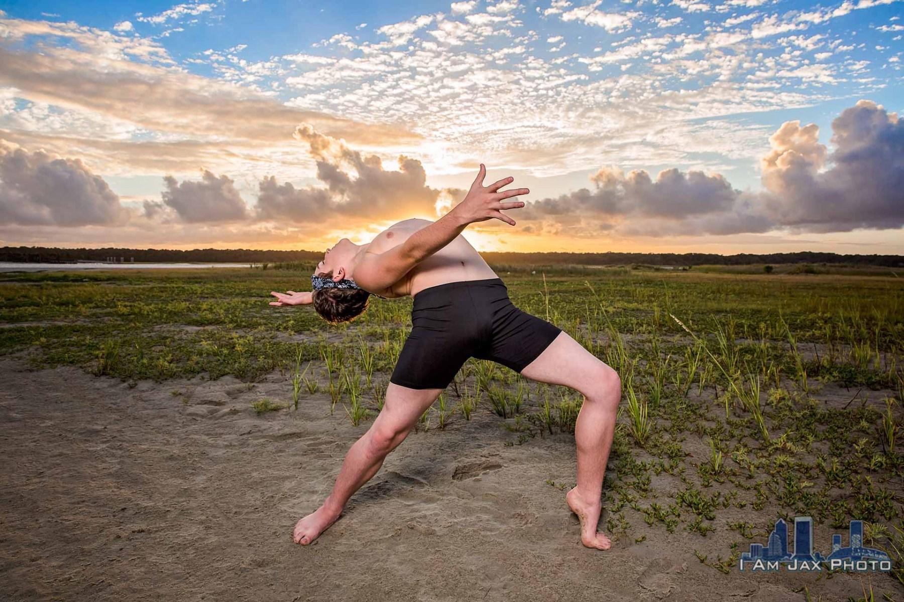 Dance Portrait - Jacksonville, FL