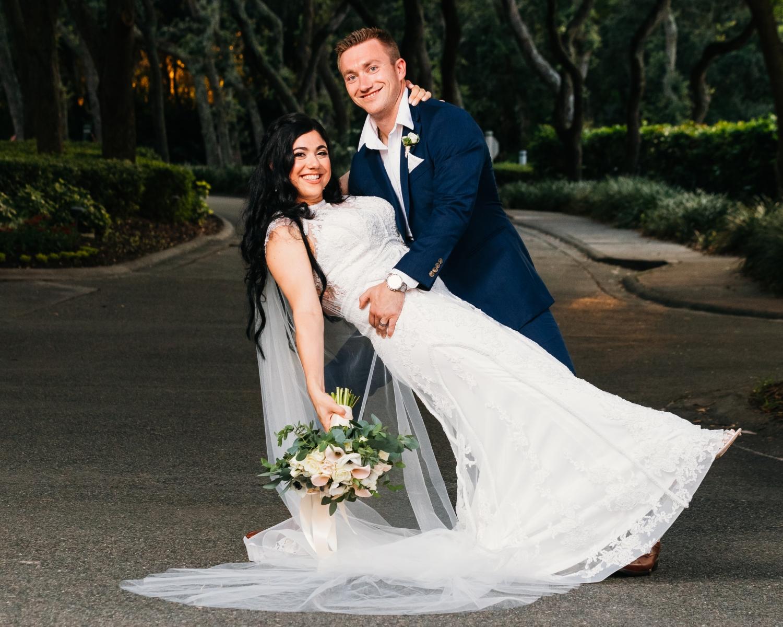 Ritz Carlton Wedding Amelia Island, FL