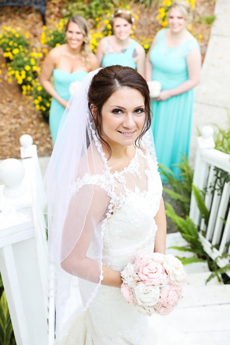 Bridal Portrait - Hilltop Jacksonville, FL