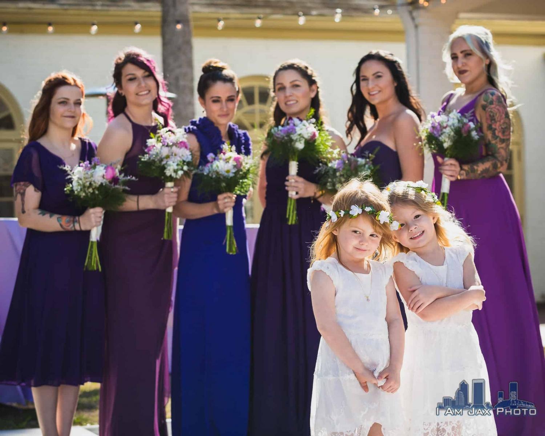 Ribault Club Wedding - Jacksonville, FL