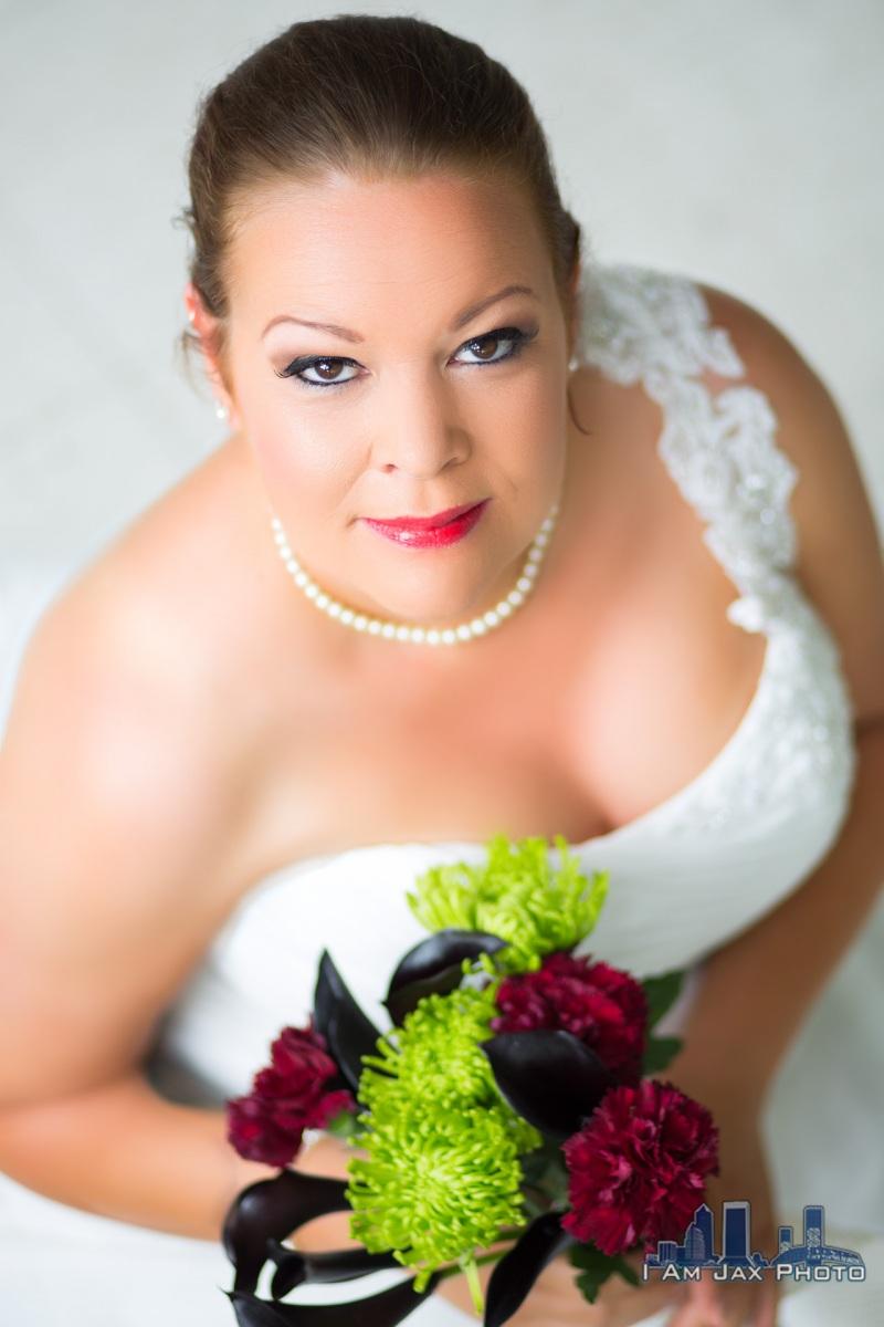 Bridal Portrait - Jacksonville Beach, FL